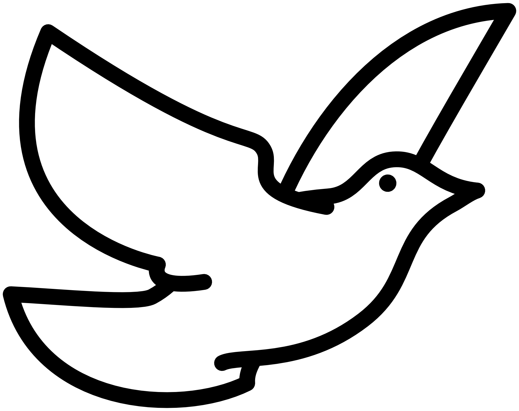 Images For > Cute Birds Clipart Black And White.