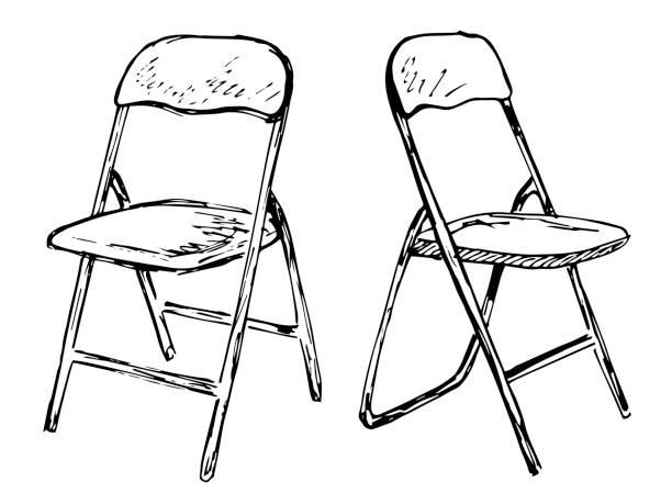 6078 Chair free clipart.