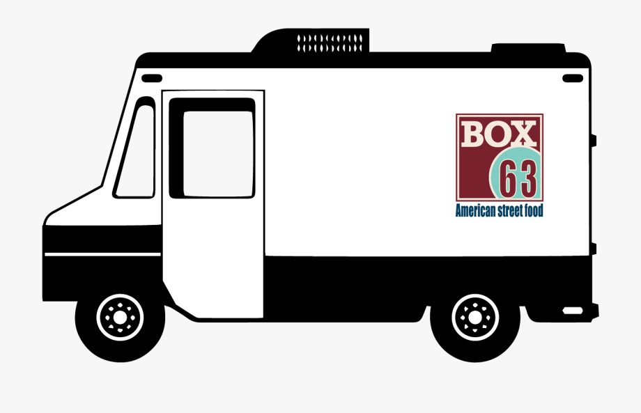 White Food Truck Png , Transparent Cartoon, Free Cliparts.