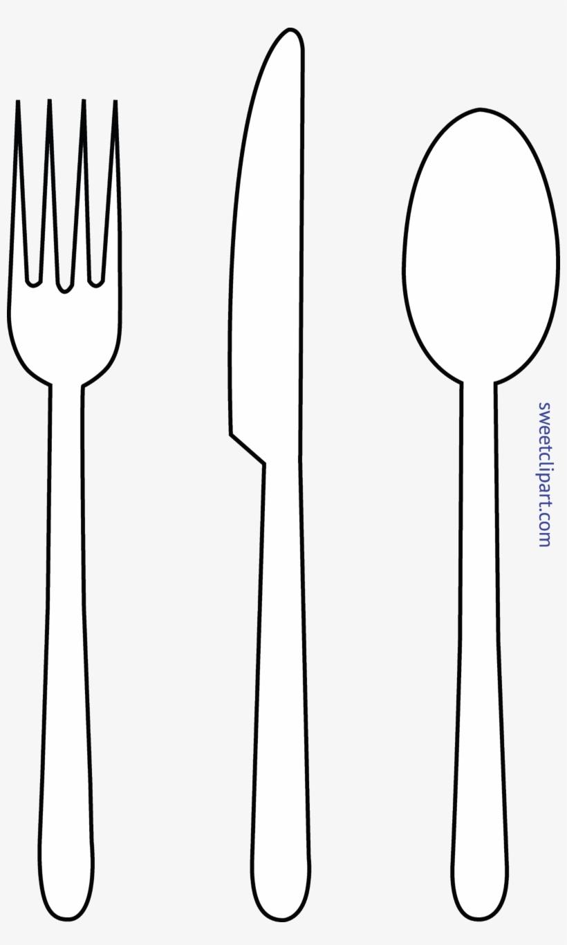 Fork Knife Clipart Png.