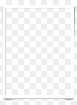 White Frame PNG Images.