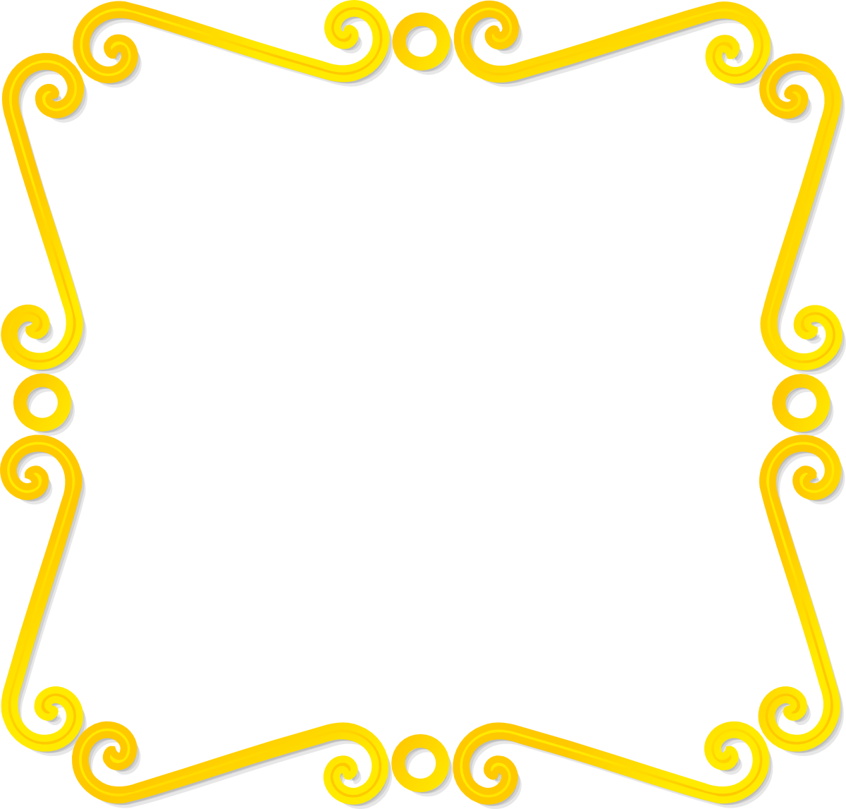 Free Gold Frame Border Png, Download Free Clip Art, Free.