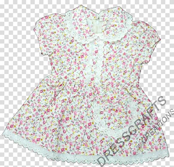 Sleeve Dress Frock Ruffle Pattern, dress transparent.