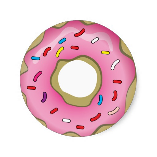 Donut clipart frosted, Donut frosted Transparent FREE for.