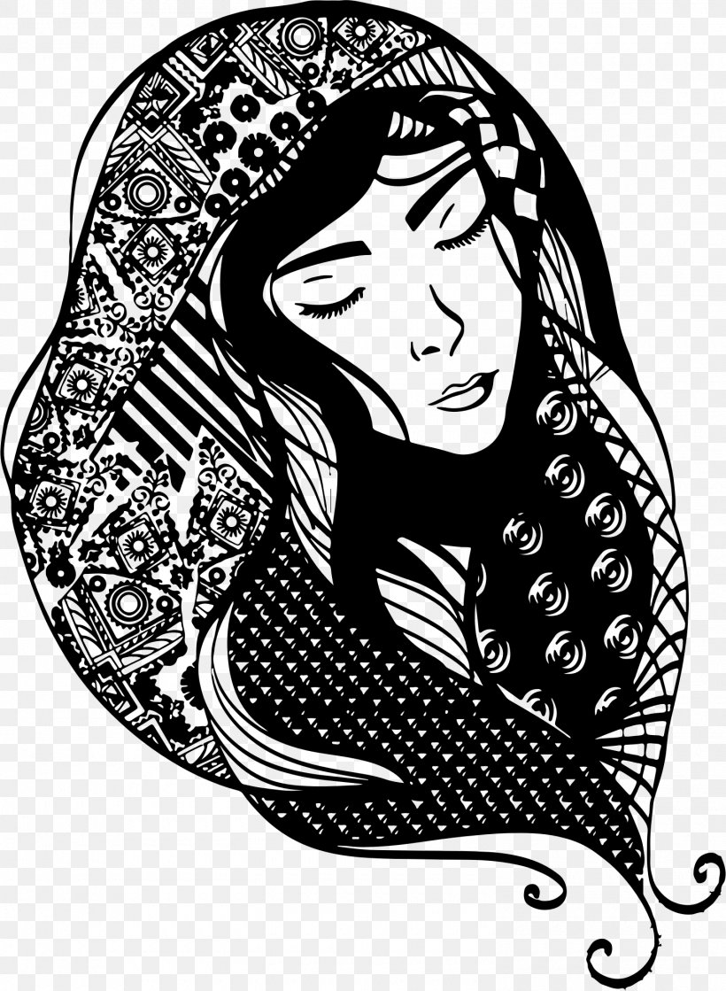 Scarf Drawing Female Clip Art, PNG, 1500x2048px, Scarf, Art.