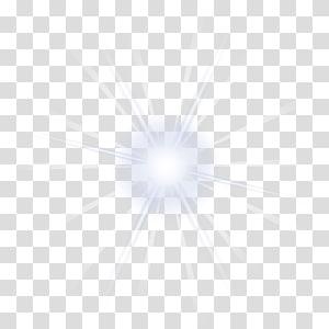 Lens flare Optics Camera lens, light flare transparent.