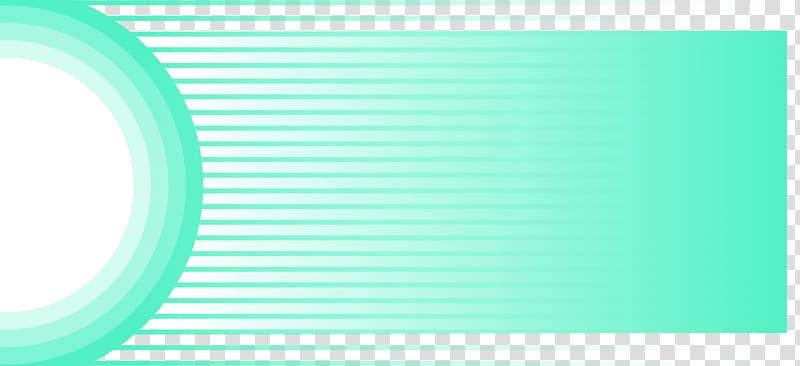 Graphic design Logo Illustration, Simple light green circles.