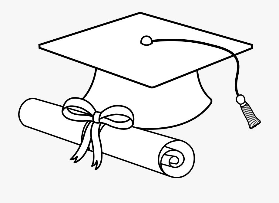 College Graduate Clipart.