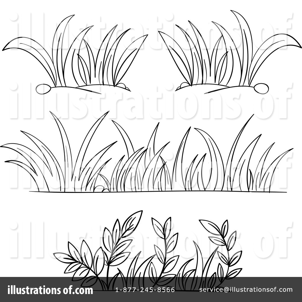 White grass clipart - Clipground
