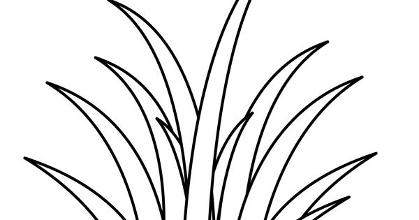 coloring pages with grass-#28