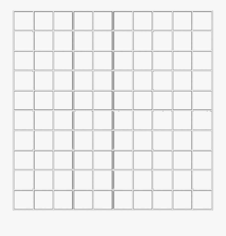White Grid Png.