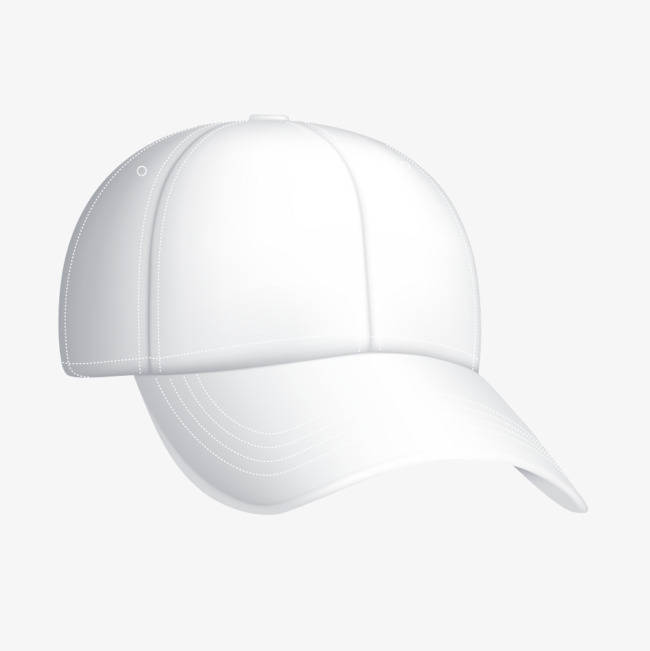White Cap Fashion Hat, White, Cap, Fashion PNG and Vector with.