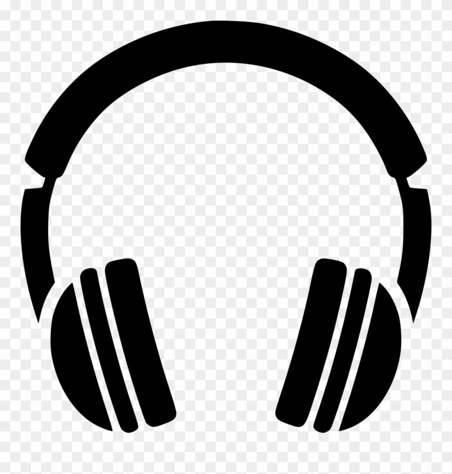 Headphones Png Icon Free.
