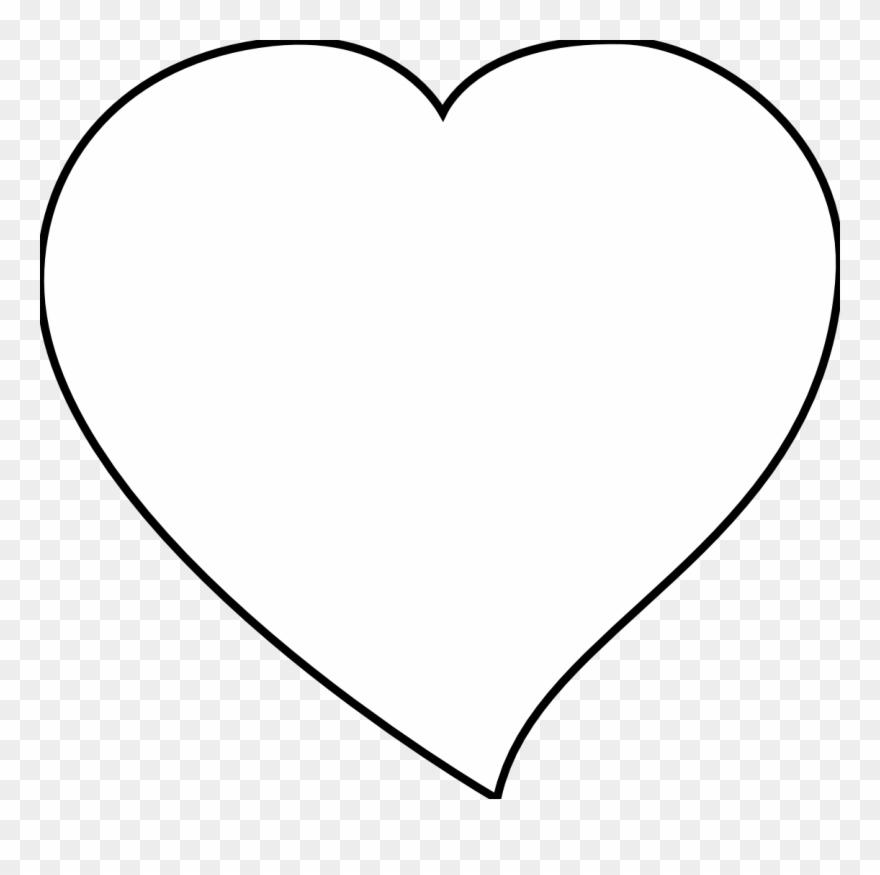 Broken Heart Clipart Border.