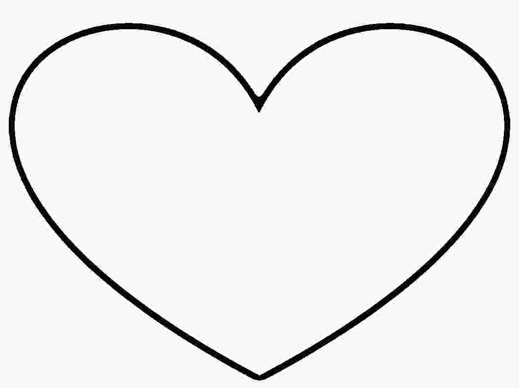 Cliparts Club: Orasan Clipart Black And White Heart.