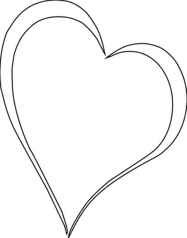 Cliparts Library: Taste Clipart Black And White Hearts.