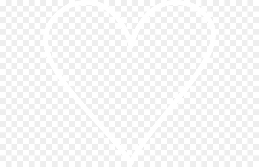 White Heart Png & Free White Heart.png Transparent Images #28412.
