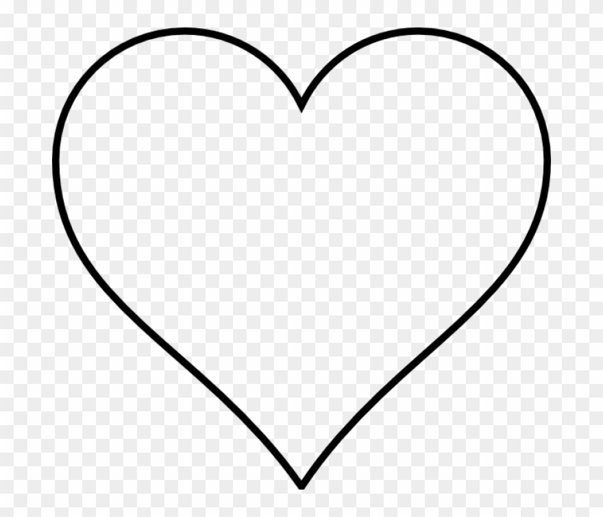 Permalink To Heart Clipart Black And White.