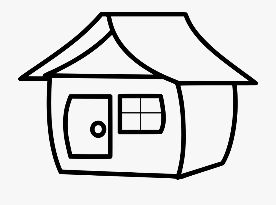 House, Home, Building.