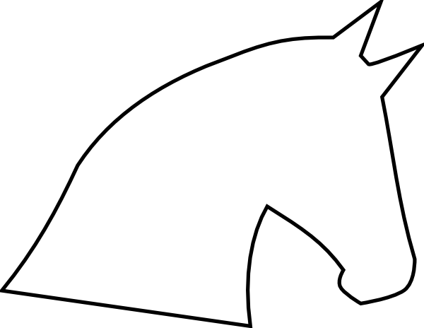 Free Horse Head Clipart, Download Free Clip Art, Free Clip.