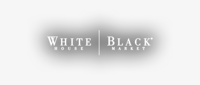 White House Black Market Logo Png 13222, Notefolio.