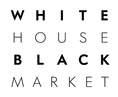 White House Black Market.