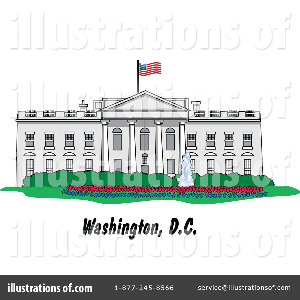 White House Clipart #1074703.