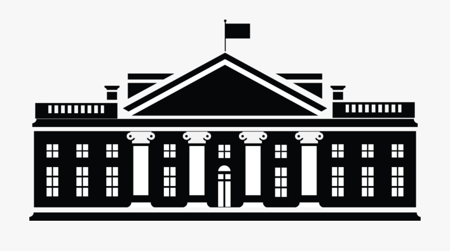 Free White House Transparent Background.