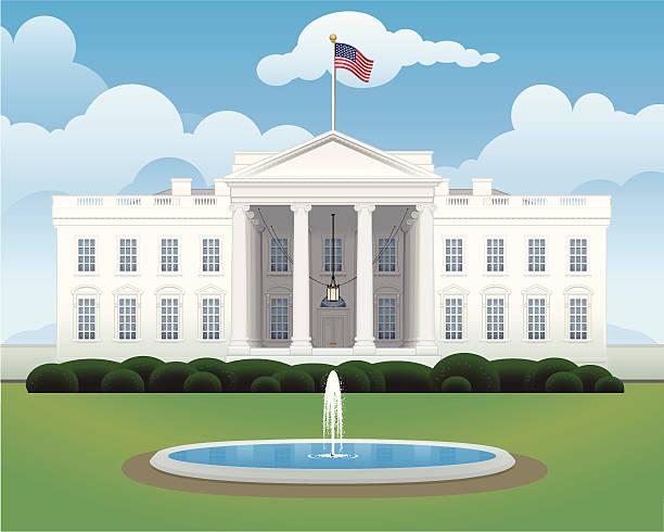 Best White House Washington Dc Illustrations, Royalty.