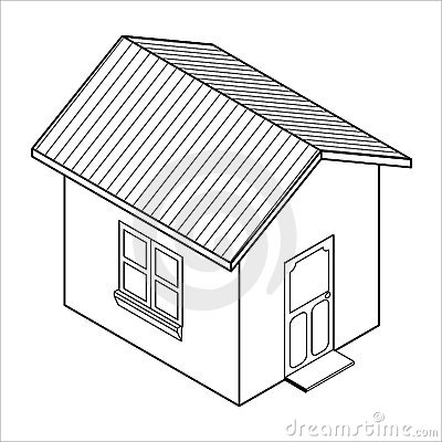 Simple White House Drawing at GetDrawings.com.