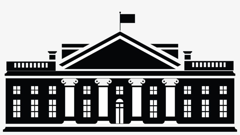 White House Transparent Background.