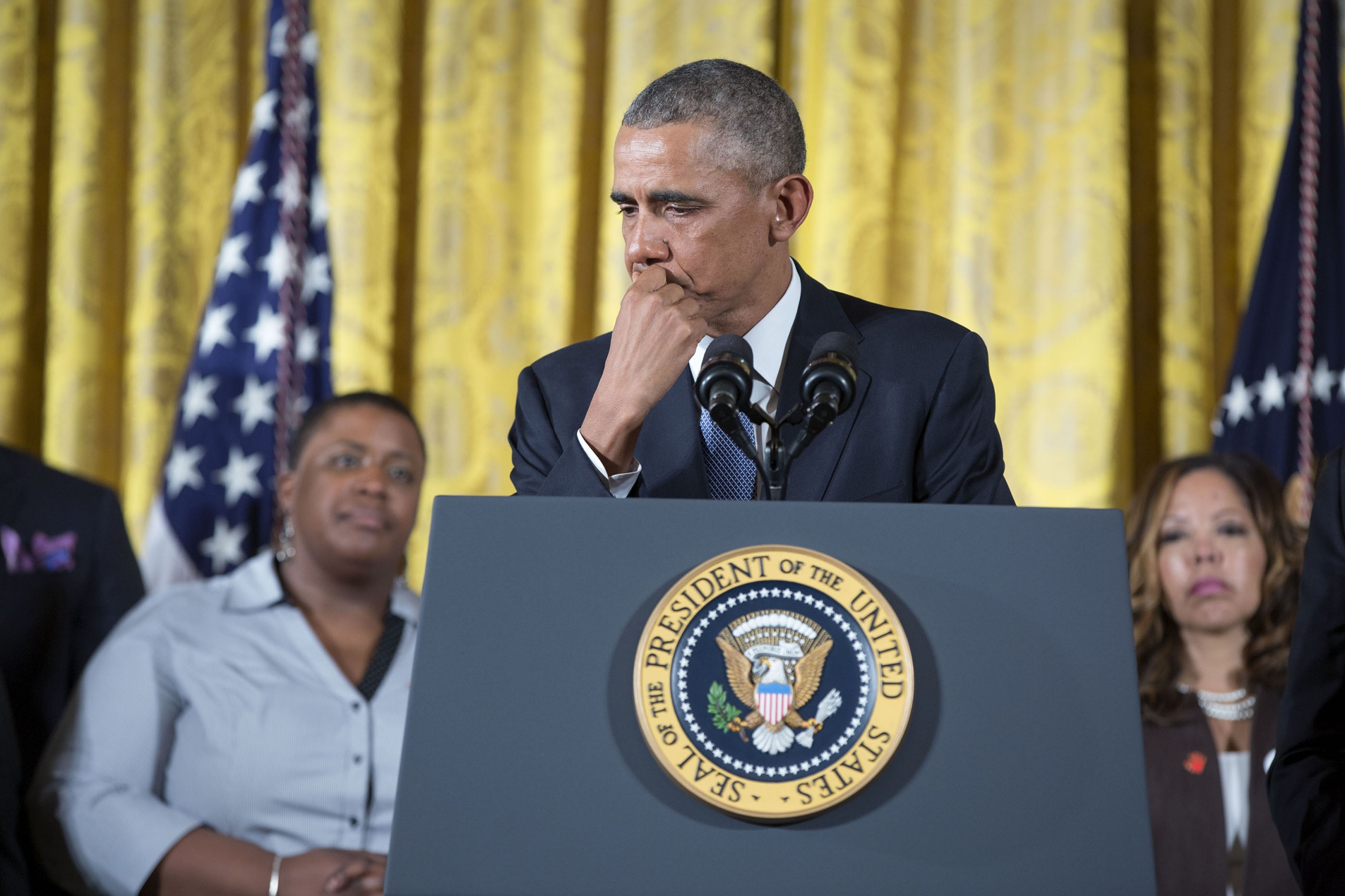 Live Updates: What the President is Doing to Keep Guns Out.