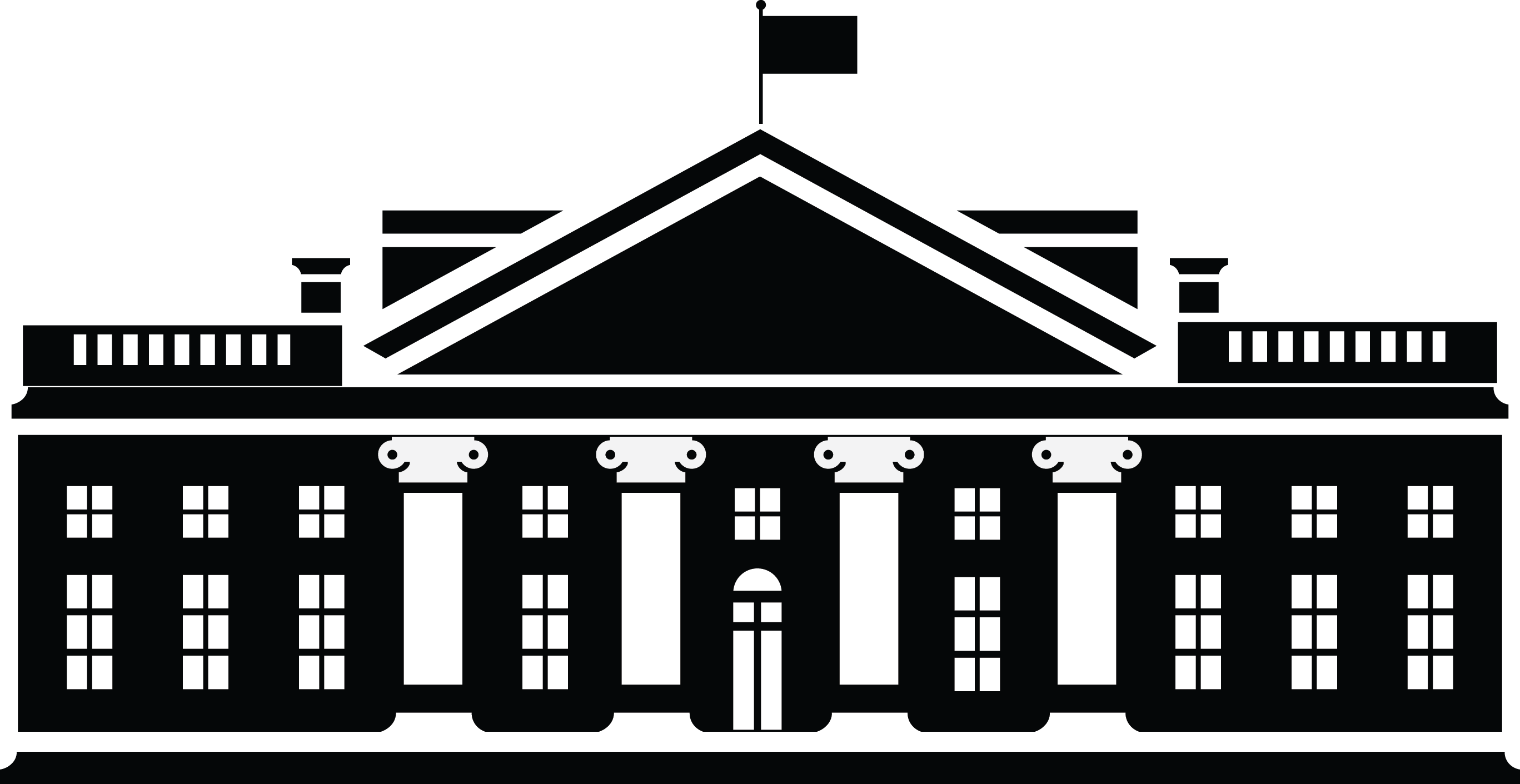 White House PNG Free Download.
