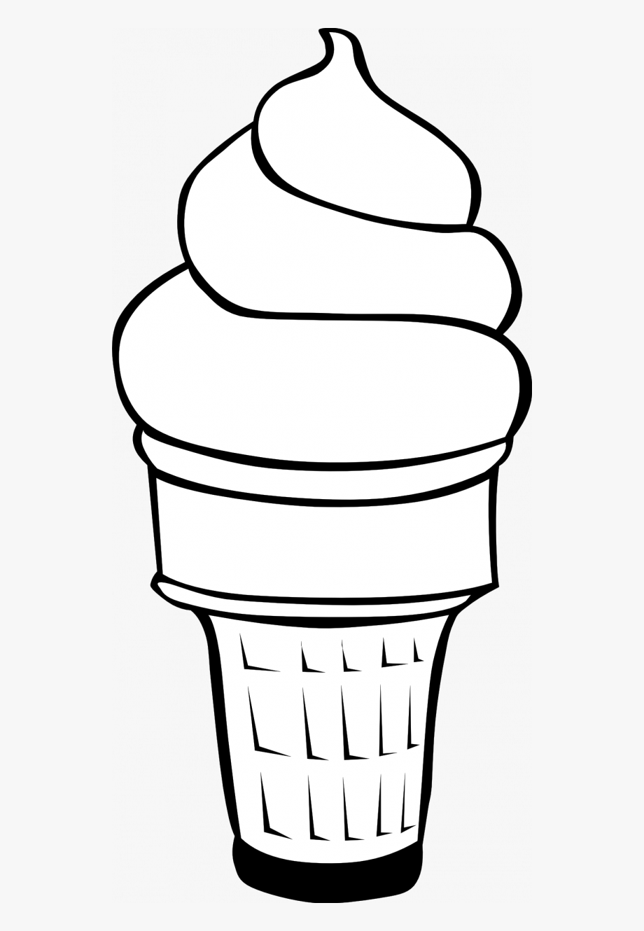 Ice Cream Png White.