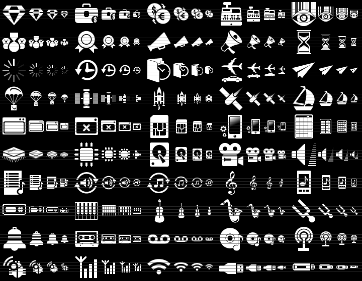 White Png Icons, png collections at sccpre.cat.