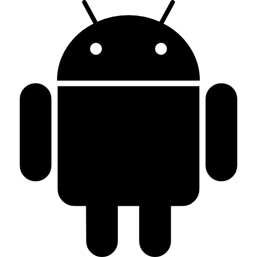 Android logo Icons.
