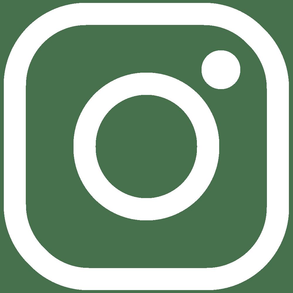 White Instagram Logo Transparent Background Logo Image.