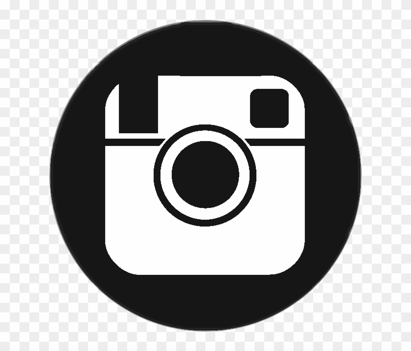 Instagram Icon Black And White 29 Copy Onshus.