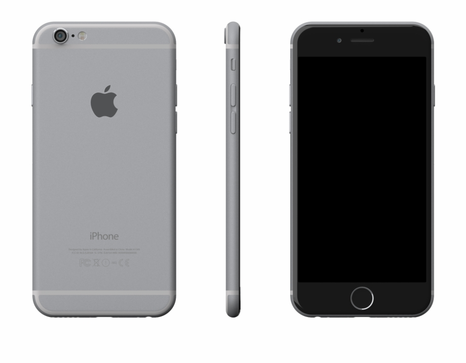 Iphone 6 Skin Space Gray Iphone 6 Black.