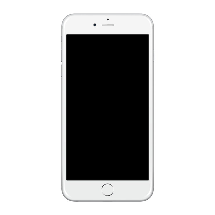 White iphone 6 png image #34196.