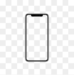 Iphone X PNG Images.