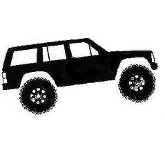 Jeep Cherokee Clipart.