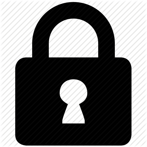 White keyed lock clipart clipart images gallery for free.