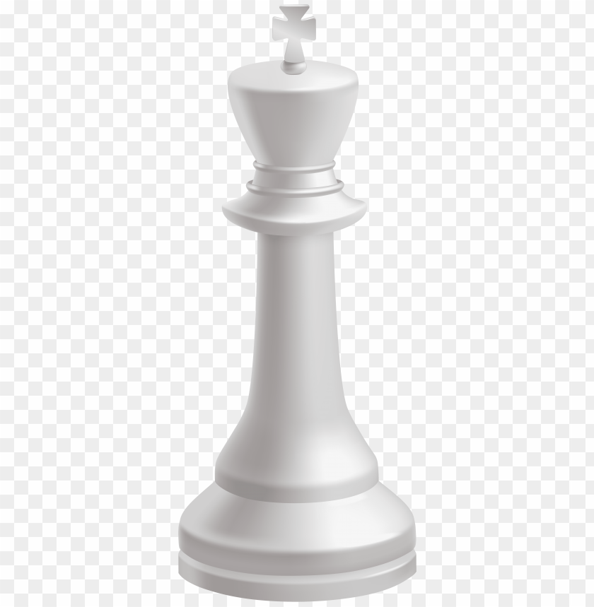 Download king white chess piece clipart png photo.