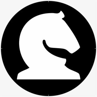 Knight Chess Piece Symbol , Transparent Cartoon, Free.
