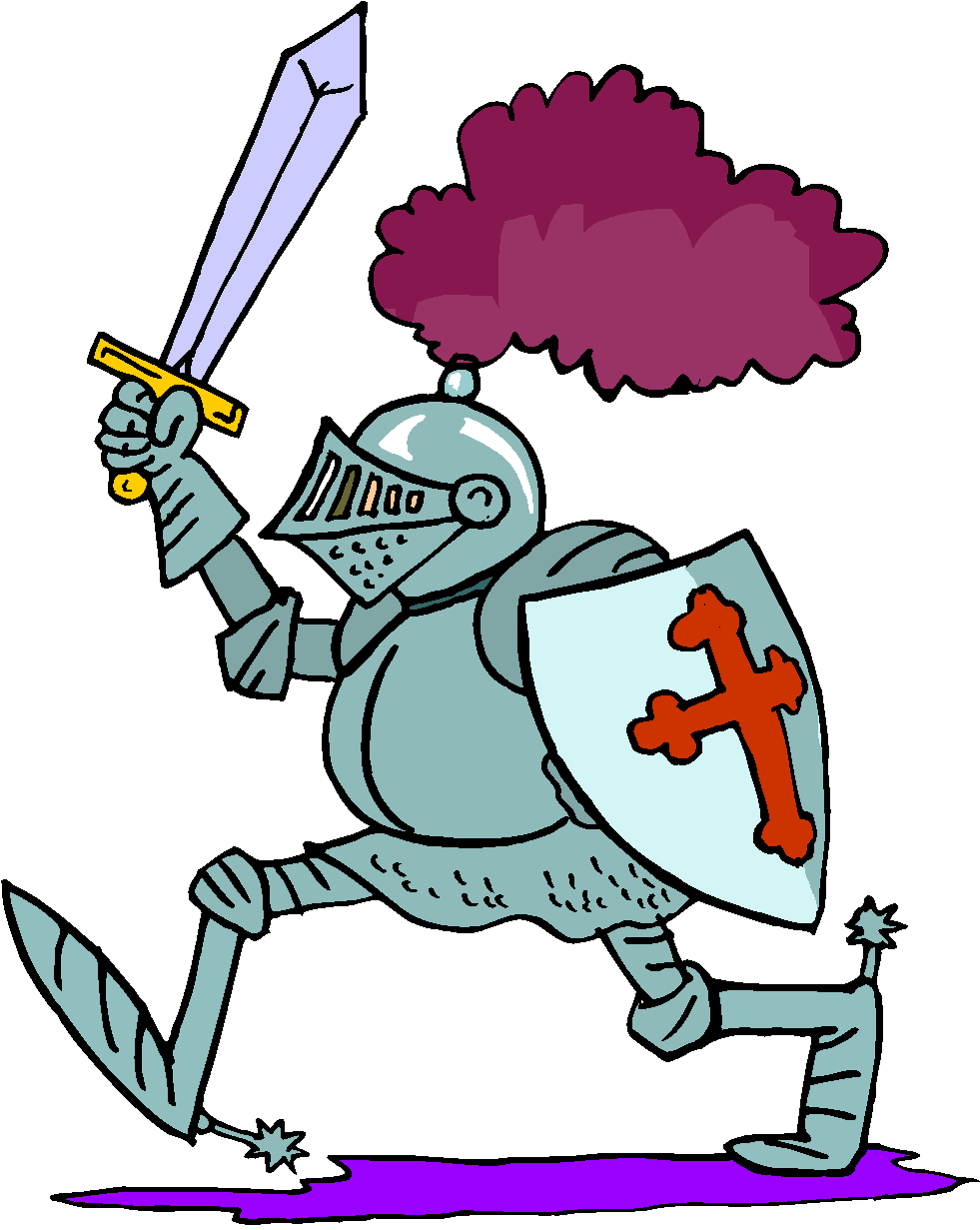 Black And White Knight Clip Art Armor Free Clipartpng free image.