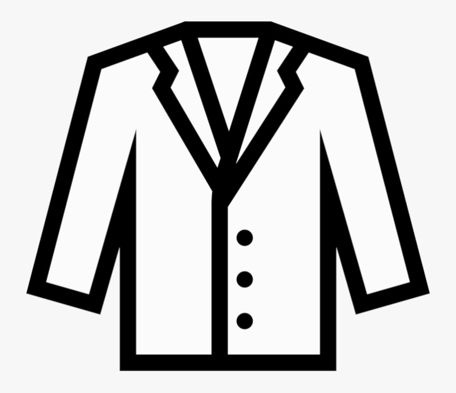 Coat Clipart Formal Lab Emoji Free Transparent Png.