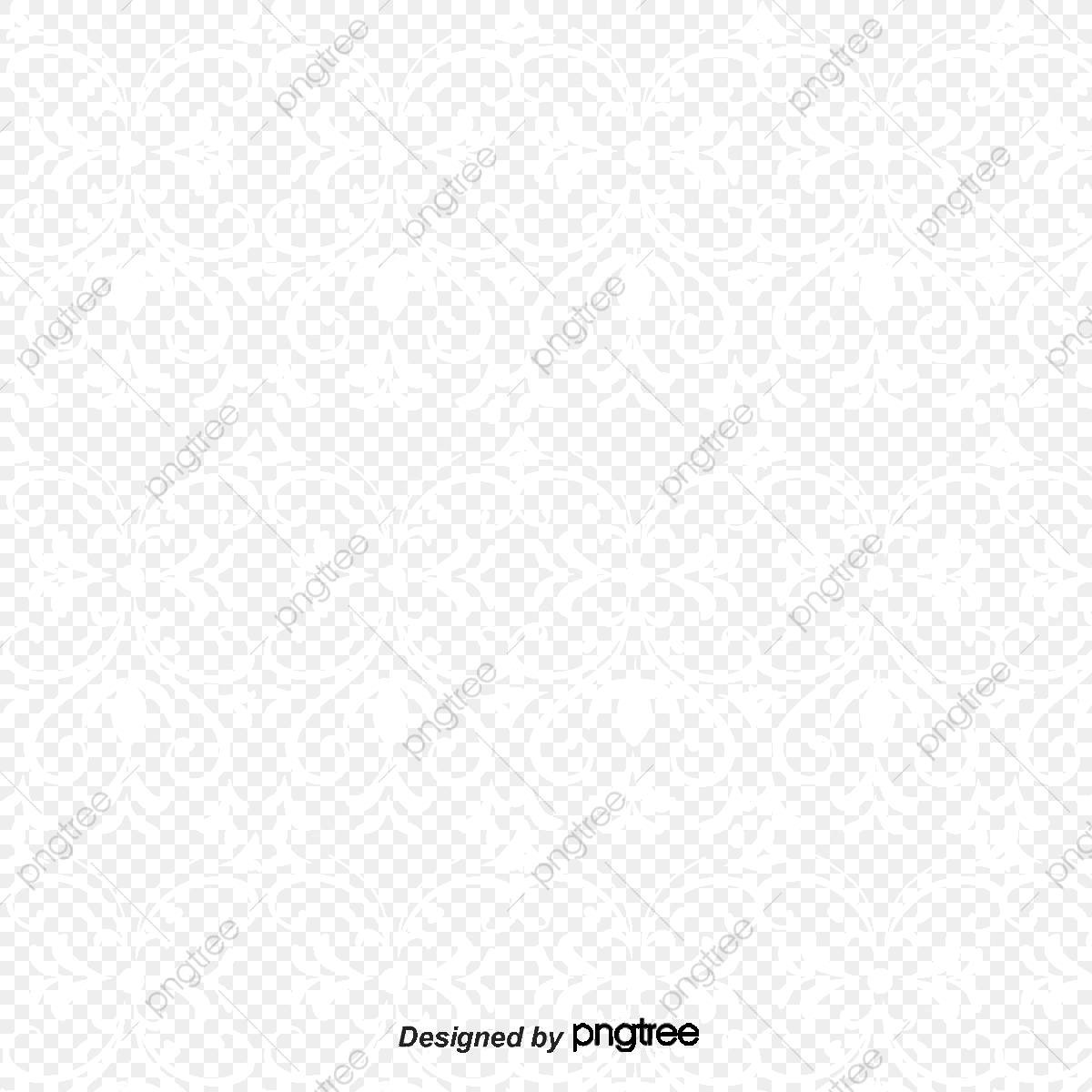 White Lace Pattern Vector, White, Lace, Vector PNG and Vector with.