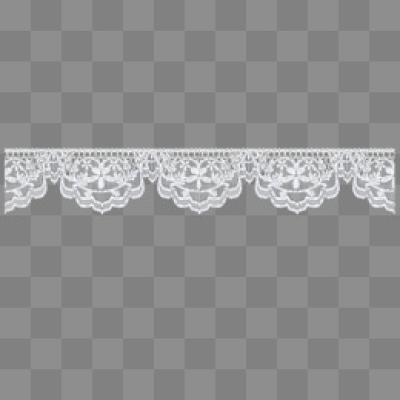 White Lace PNG Images.