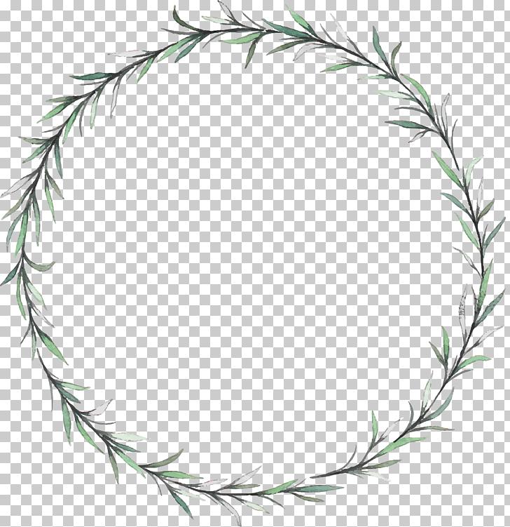 Wreath Leaf Flower, Willow leaf wreath, green vine wreath.